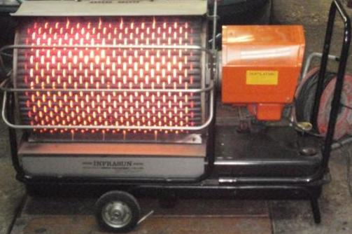 Uk Infrared Heater An Infrared Heater For The Uk